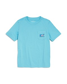 Vineyard Vines - Boys' Tuna & Starfish Logo Tee - Little Kid, Big Kid