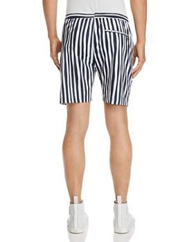 WeSC - Striped Slim Fit Shorts