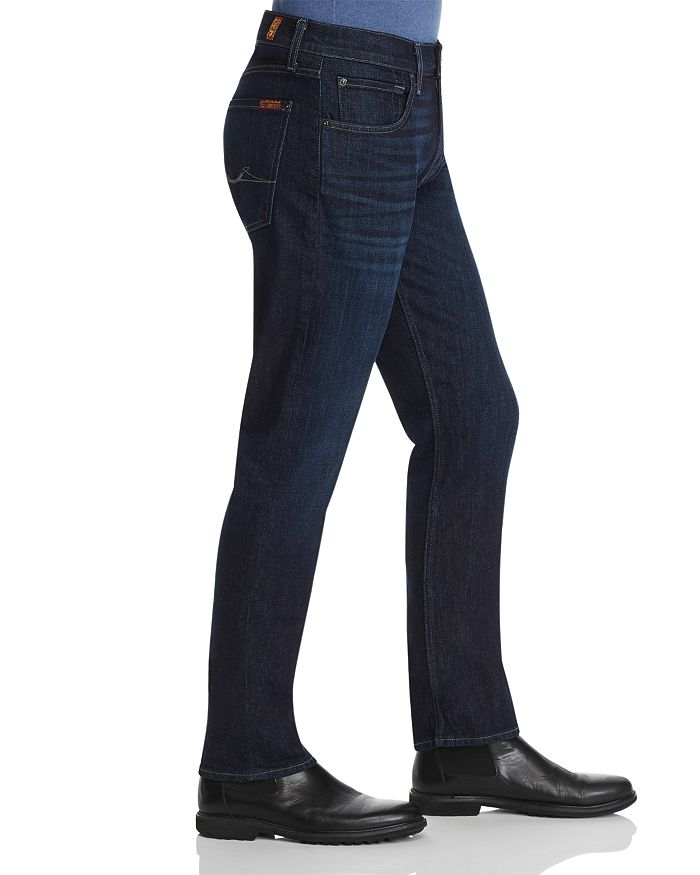 575268ca 7 For All Mankind Straight Fit Jeans in Bloomington | Bloomingdale's