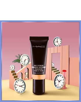 M·A·C - Pro Longwear Nourishing Waterproof Foundation, Splash & Last Collection