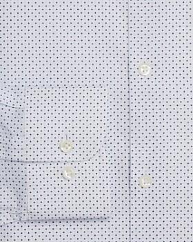 The Men's Store at Bloomingdale's - Cross Pattern Slim Fit Dress Shirt