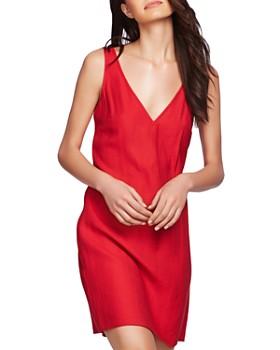 1.STATE - Sleeveless Tie-Back Dress