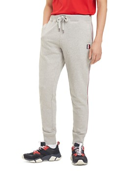 Tommy Hilfiger - Global Stripe-Trimmed Sweatpants