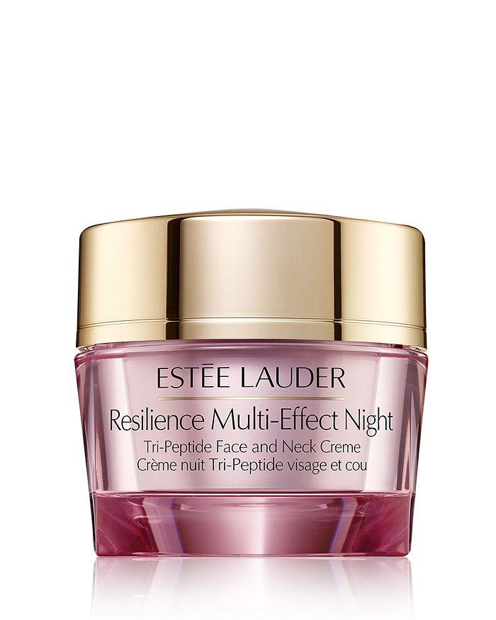 Estée Lauder - Resilience Multi-Effect Night Tri-Peptide Face and Neck Crème 1.7 oz.