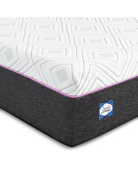 "Sealy - Sealy to Go 10"" Cushion Firm Hybrid Twin Mattress Only"