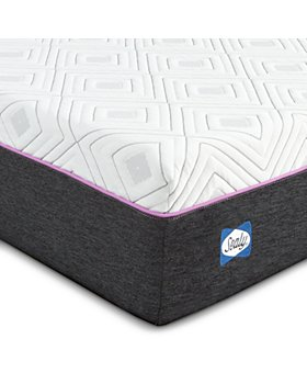 """Sealy - Sealy to Go 10"""" Cushion Firm Hybrid Twin Mattress Only"""