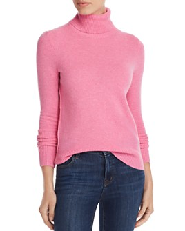 AQUA - Cashmere Turtleneck Sweater - 100% Exclusive