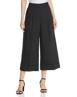 kate spade new york - Cropped Wide-Leg Pants