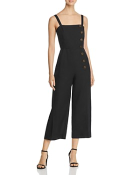 kate spade new york - Button-Detail Jumpsuit