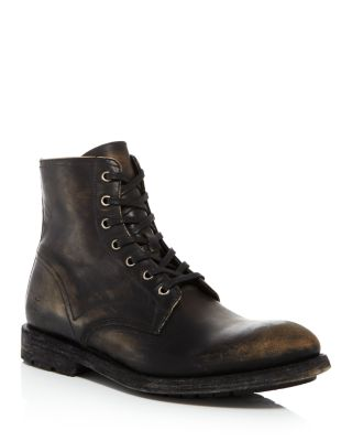 Frye Men's Paul Bowery Lace-Up Boots