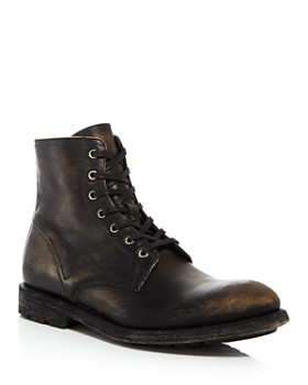Frye - Men's Paul Bowery Lace-Up Boots