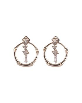 Alexis Bittar - Layered Hoop Earrings