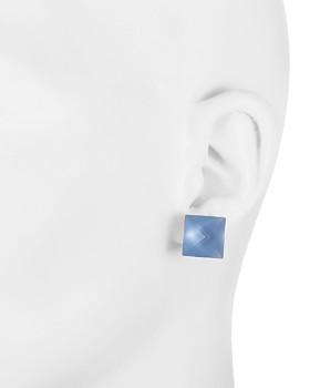Alexis Bittar - Pyramid Stud Earrings