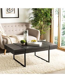 SAFAVIEH - Tristan Rectangular Modern Coffee Table