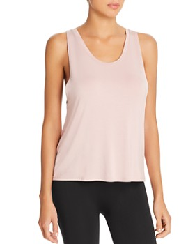 Alo Yoga - Central Cutout Tank