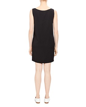 Theory - V-Neck Shift Dress