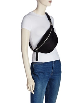 AQUA - Alex Chain Belt Bag - 100% Exclusive