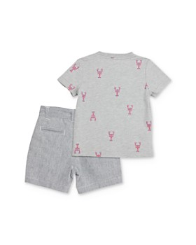 Sovereign Code - Boys' Lobster Tee & Shorts Set - Baby