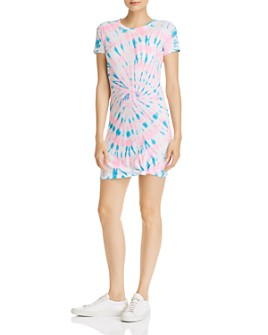 Generation Love - Sunny Tie-Dye T-Shirt Dress