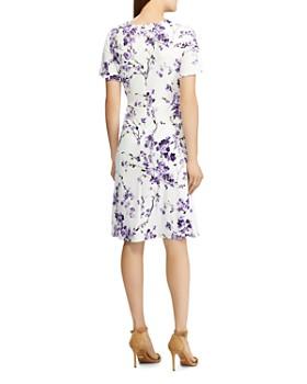 Ralph Lauren - Floral Jersey Dress