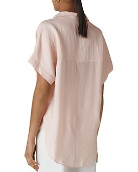 Whistles - Lea Linen Shirt