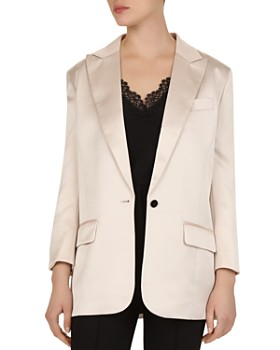 The Kooples - Satin Blazer