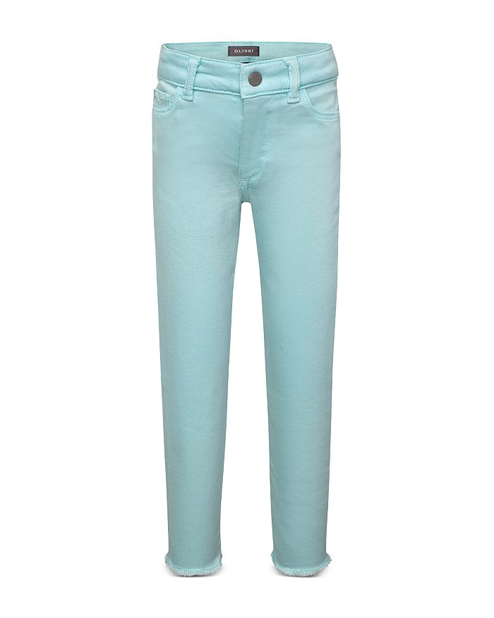 DL1961 - Girls' Chloe Raw-Hem Skinny Jeans - Big Kid