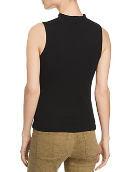 LNA - Thea Ribbed Cut-Out Tank