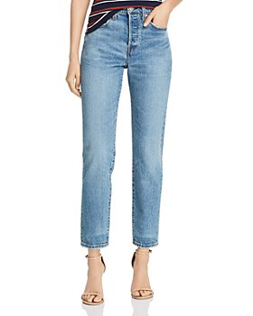 Levi's - Wedgie Icon Fit Tapered Jeans in These Dreams