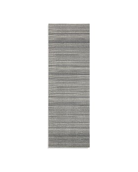 "Chilewich - Skinny Stripe Shag Runner, 24"" x 72"""