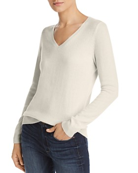 c72020fa5 Ivory/Cream Women's Sweaters: Cardigan, Cashmere & More - Bloomingdale's