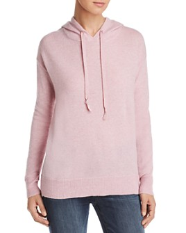 C by Bloomingdale's - Cashmere Hooded Sweater - 100% Exclusive
