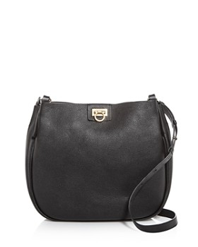 Salvatore Ferragamo - Reverse Leather Hobo