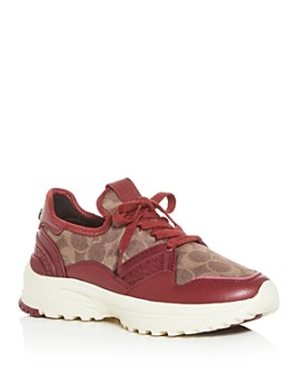 COACH - Women's C150 Low-Top Sneakers