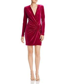 Black Halo - Lara Velvet Mini Dress - 100% Exclusive