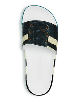 Raf Simons for Adidas - Adidas Women's Samba Adilette Slide Sandals
