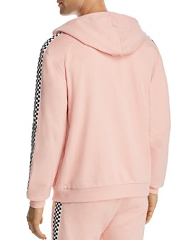 Sovereign Code - King Checker-Trimmed Hoodie