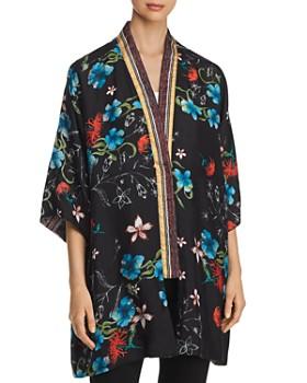 Johnny Was - Bianca Silk Reversible Kimono