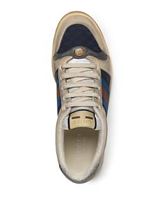 Gucci - Men's Screener GG Sneakers