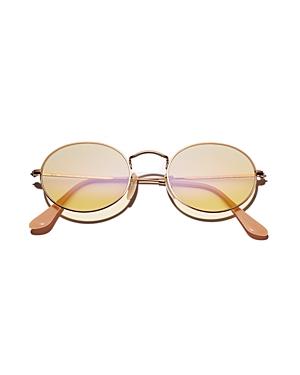 Ray-Ban Unisex Round Sunglasses, 51mm
