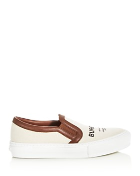 Burberry - Women's Delaware Slip-On Sneakers