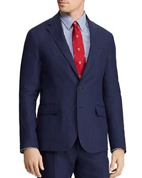 Polo Ralph Lauren - Morgan Soft Linen Classic Fit Suit Jacket