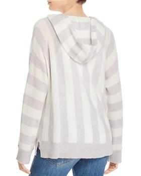 AQUA - Baja Striped Cashmere Sweater - 100% Exclusive
