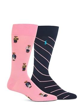 Polo Ralph Lauren - All Over Spring Socks - Pack of 2