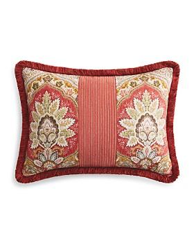 """Rose Tree - Harrogate Breakfast Pillow, 13"""" x 18"""""""