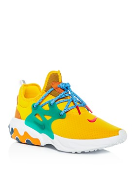 Nike - Men's React Presto Low-Top Sneakers