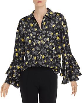 Cinq à Sept - Kirby Floral Silk Top