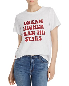 Cinq à Sept - Dream Higher Than The Stars Crewneck Tee