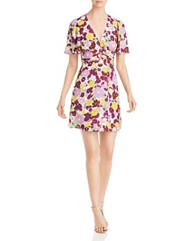kate spade new york - Swing Floral Dress