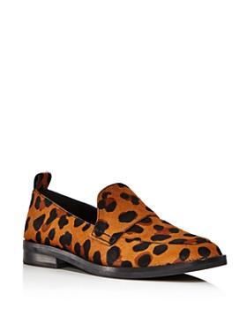 3.1 Phillip Lim - Women's Alexa Leopard-Print Loafers